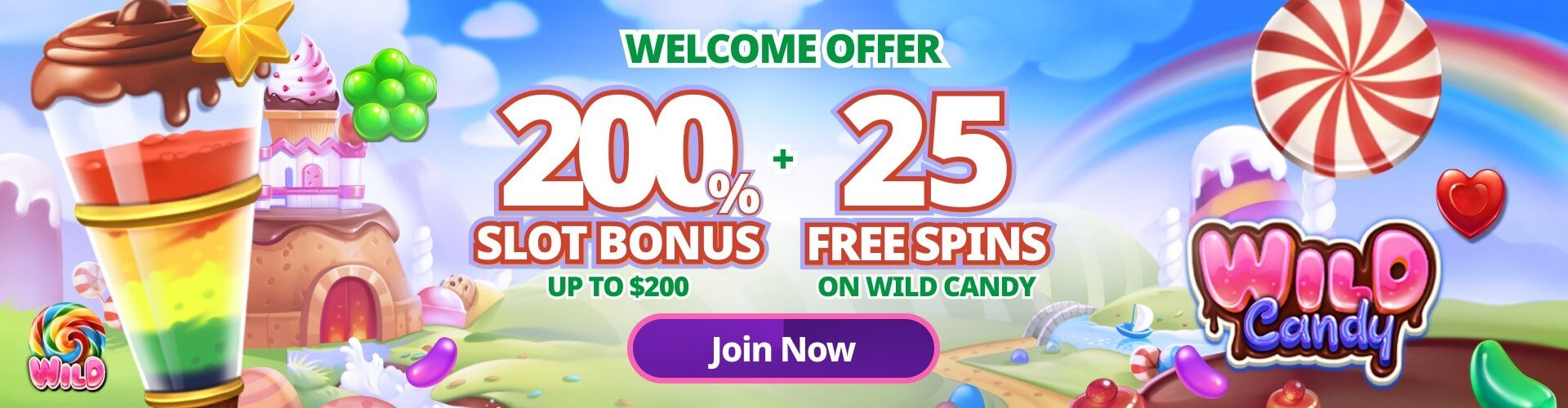 Welcome Offer - Bingo52